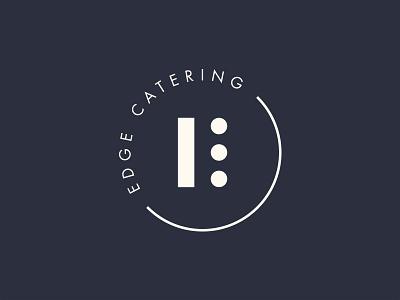 Logo Concept for Catering Company e catering branding symbol monogram logotype logo