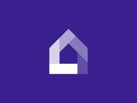 Glass Company Logo Concept