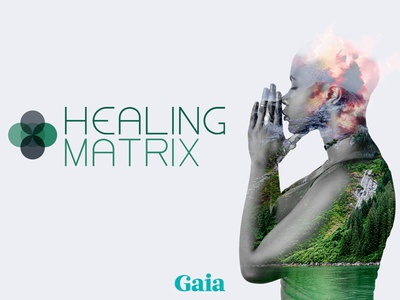 Healing Matrix Series Logo / Show Visual