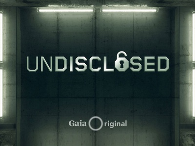 Undisclosed Series Logo / Visual