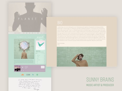 Sunny Brains Official Site