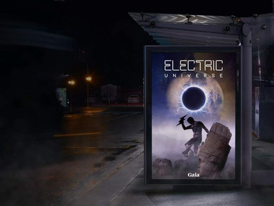 Electric Universe series art visual