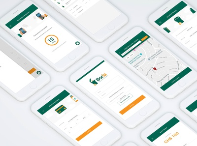 Borla - Waste Collection App