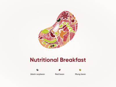 Nutritional Breakfast - Bean
