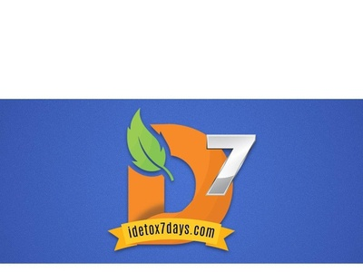 iDetox7days Logo logo design