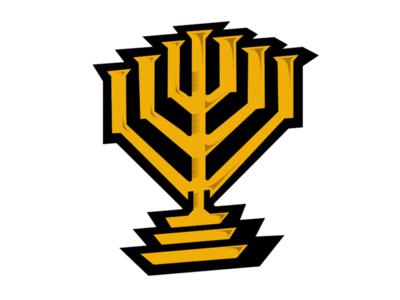Gold Menorah gold menorah