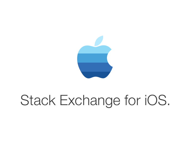 Stack Exchange for iOS se stack exchange stack overflow ios ios7 app