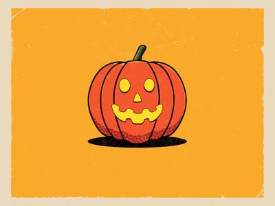 Funky Pumpkin!