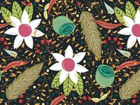 Botanic Pattern