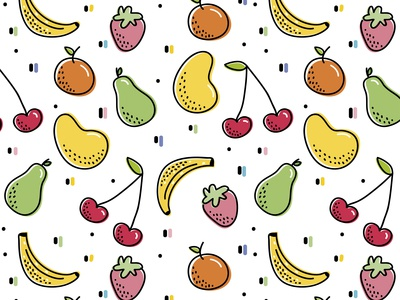 Fruits  pattern