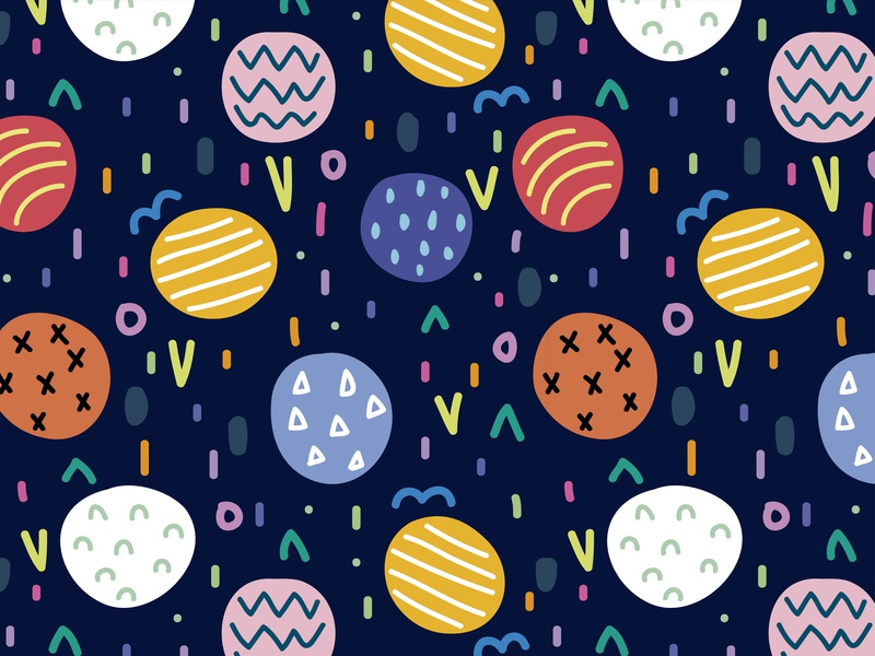 Colorful pattern textile pattern illustration wallpaper vector pattern digital paper wrapping paper seamless pattern colorful design repetition backdrop banner background abstract pattern pattern design colorful