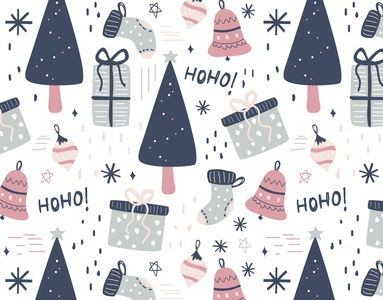 Christmas pattern holiday winter illustration colorful vector pattern background backdrop seamless drawing drawn digital paper wallpaper christmas pattern christmas