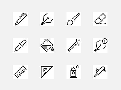 App Bits Icons V2 editor tab bar design tiny icons icons