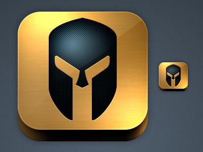 Spartan Icon app icon