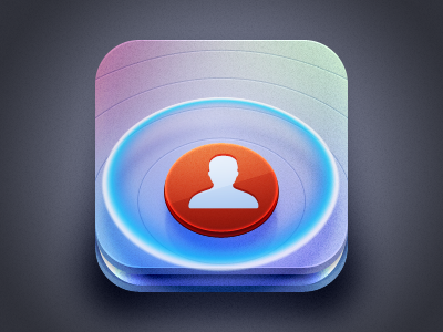 Jiffy App Icon app icon iphone ios application ui user interface