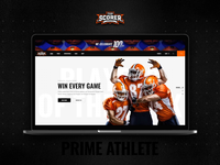 TopScorer - Sports WordPress Theme animation modern ux ui website wordpress sportspress sports theme sports team sports league sport club league soccer rugby hockey american football basketball football baseball sports