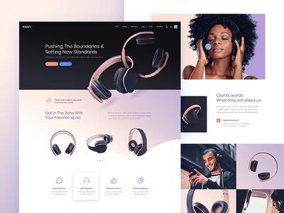 Foton - A Multi-concept Software and App Landing Theme