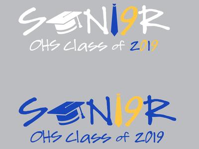 OHS Senior Shirt