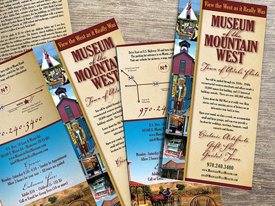 Museum of the Mountain West brochure
