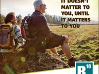 """R10 """"Matters"""" Ad"""