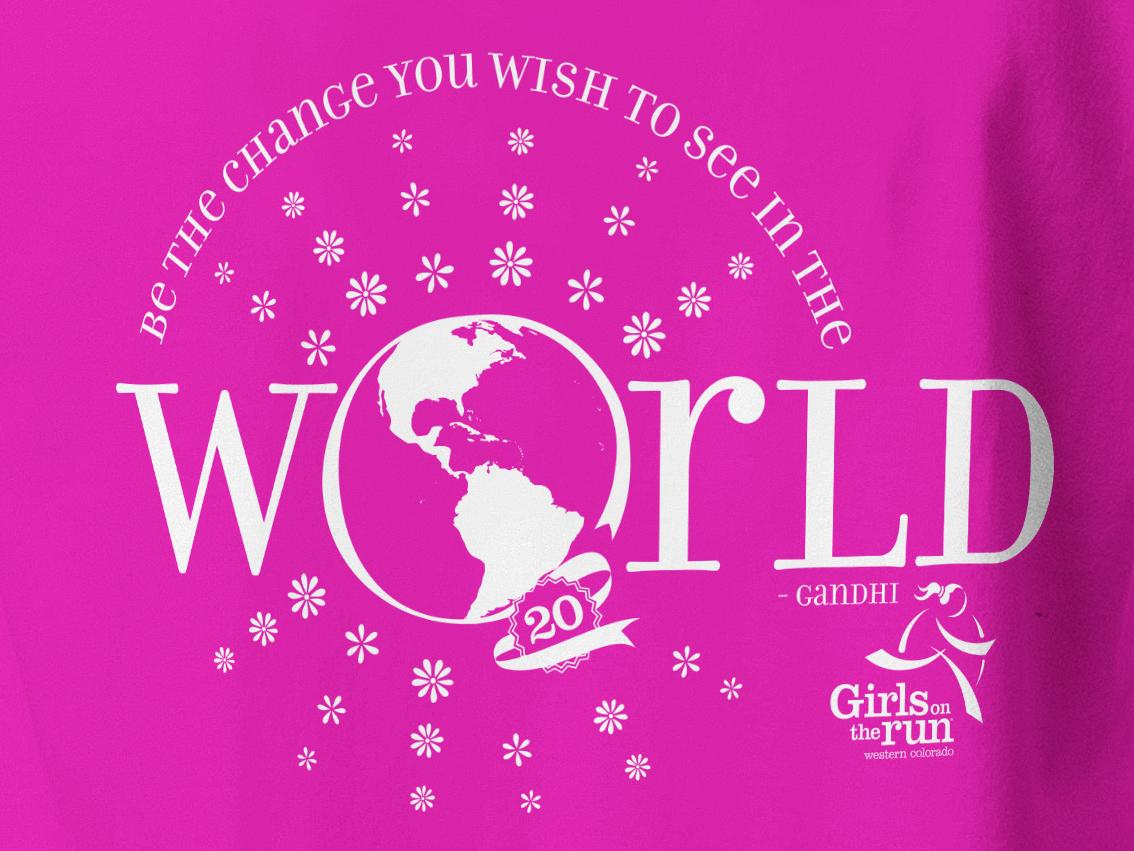 Girls on the Run Coach T-shirt adobe illustrator t-shirt