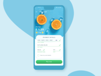 Credit Card Checkout/Daily UI 002
