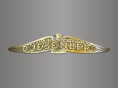 Duesenberg Sign