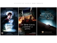 Wizarding World Posters