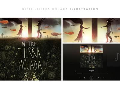 M I T R E - Tierra Mojada Single release