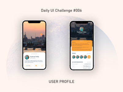 Daily Ui challenge #006