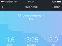 Gym treadmill hq