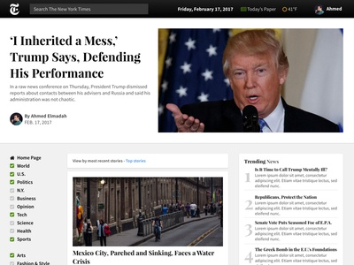 The New York Times Social