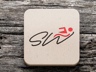 """""""SW"""" Watch Company Logo."""