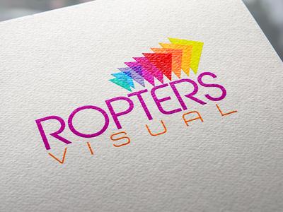 Ropters Visual Logo