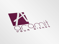 Aramit Clothing Brand Logo.