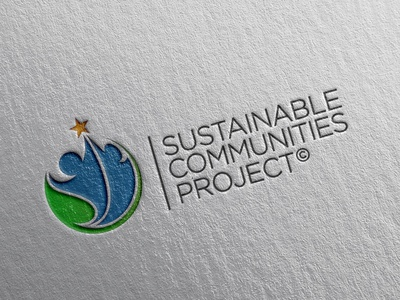 Sustainable Communities Project Logo.