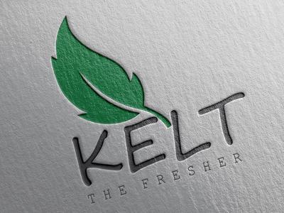 KELT Green Food Chain Logo.