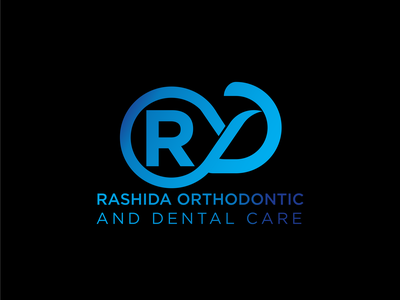 RASHIDA ORTHODONTIC AND DENTAL CARE LOGO.