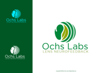 """Ochs Labs""  Logo For Client."