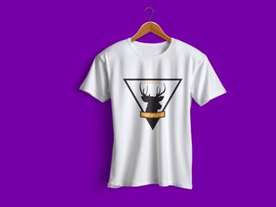 DEER HUNTER T-Shirt Design