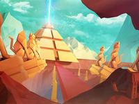 Starbeard Pyramid
