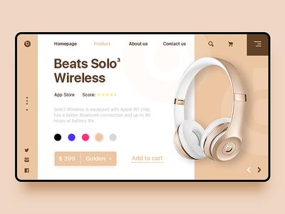E-commerce Concept Application