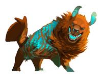 Hyena Doodly