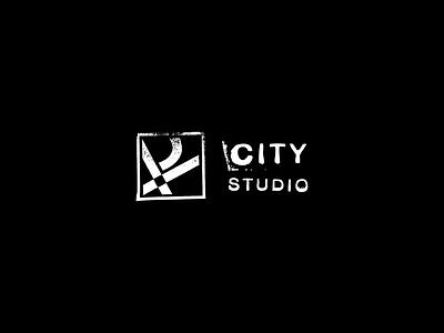City Studio web design graphic design city design studio logotype logo branding
