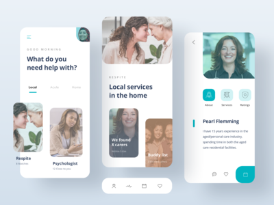 Home Care Support App