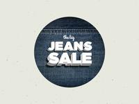 The Big Jeans Sale