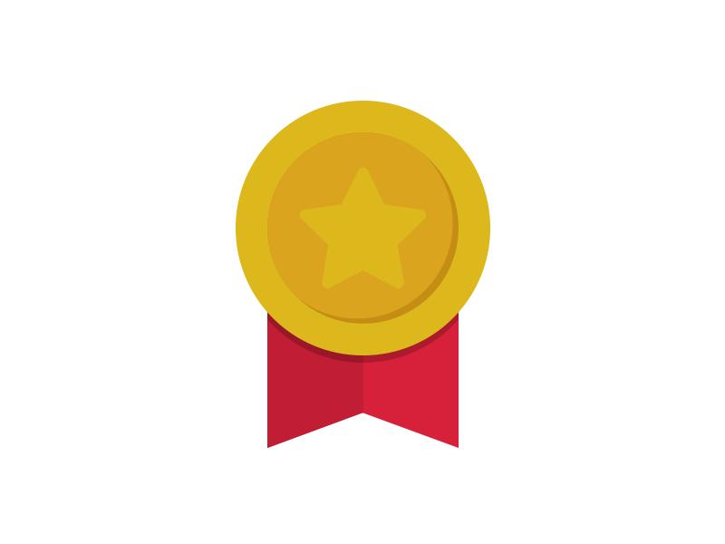 Winner Icon By Zach Hubbard Dribbble