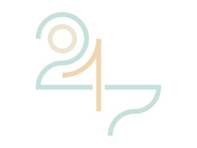 2017 - number shape study