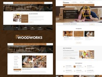 Woodworks Theme