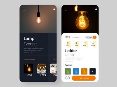 lamp UI